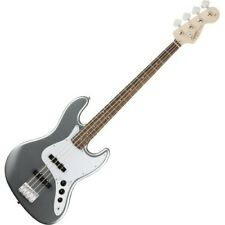 Fender Squier Affinity Jazz Bass - Slick Silver