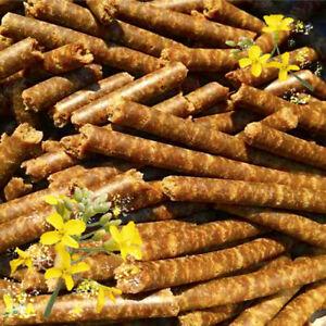 Rapsöl-Pellets, Rapspellets 10 kg für Haus- & Nutztiere , Angelfutter 100% Pur