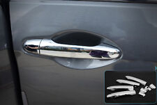 4pcs Chrome Outside Car Door Handle Cover Trim Fit FOR HONDA  CR-V CRV 2012-2016