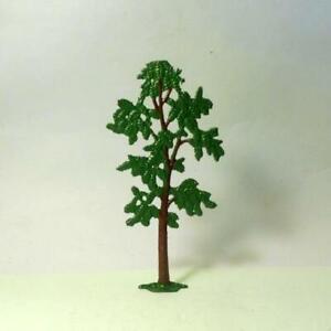 Vintage Lead Farm + Garden + Civilian TREE - 1953 BENBROS - ROBIN HOOD TREE