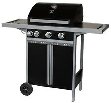 Barbecue a gas Optima 3.1, tre bruciatori in acciaio inox bbq barbeque