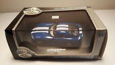 Universal Hobbies Eagle's Race Dodge Viper GTS Coupe Blue 1:43 Diecast Model Car