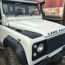 Land Rover Defender Puma Bonnet in Grp td5/v8/300/200 Tdi