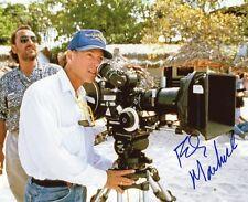 AUTOGRAPHE SUR PHOTO 20x25 de Frank MARSHALL (signée en personne)