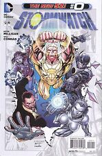 STORMWATCH #0,1,2,3,4,5,6 - PETER MILLIGAN SCRIPTS - DC's THE NEW 52 - 2012