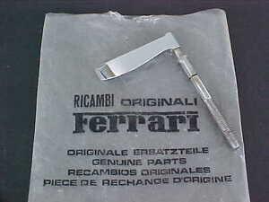 Ferrari 365 Door Handle Lever GTB/4 Daytona Exterior_Right Side_NEW_OEM