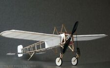 Scale Bleriot Laser Cut Balsa Bass Wood Radio Control Micro Model Aircraft DLFP