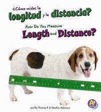 ¿Cómo mides la longitud y la distancia?/How Do You Measure Length-ExLibrary