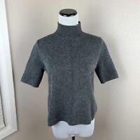 Zara Womens Knit Blouse Medium