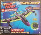 Air Hogs R/C RADIO CONTROL XPR Resistor Plane 1:24 Scale 640kph Fast Charging