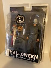 Michael Myers NECA Cult Classics Evolution Of Evil Halloween