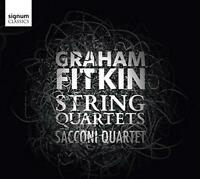 Sacconi Quartet - Graham Fitkin: String Quartets (NEW CD)