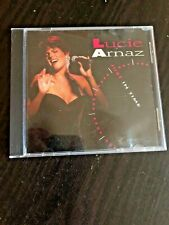 """Lucie Arnaz """"Just In Time"""" CD -used - RARE!"""
