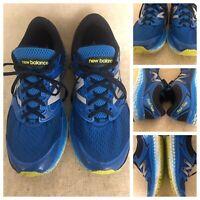 Men's New Balance Mens Sz 12 4E X- Wide 1080v7 M1080BY7 Running Electric Blue