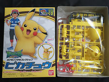 Bandai Pokemon Sun & Moon Plastic Model Kit   #19 Pikachu from JAPAN NEW!!
