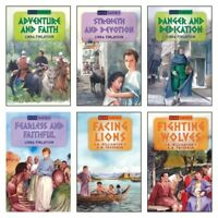NEW Risk Takers Set of 6 Paperback Series Christian Focus Heroes Stories Books