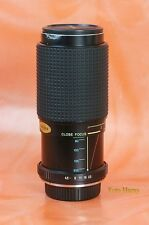 Minolta MD Tokina 80-200 mm para x-700 xd7 2412