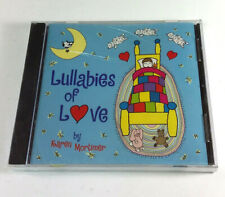 BRAND NEW Lullabies of Love by Karen Mortimer CD 1999 Karen & Kids Bedtime Songs