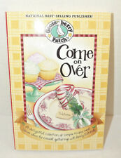 NEW 2012 Gooseberry Patch Soft Cover Come On Over Recipes Foodie Entertaining