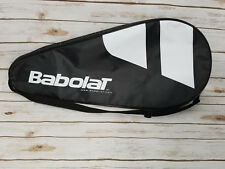 New Babolat Tennis Racket Cover Case with Zip and Adjustable Strap