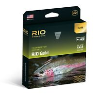 RIO Elite Gold Fly Line - WF8F - New