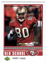 Jerry Rice & Terrell Owens 1999 Upper Deck Retro Old School/New School #ON12