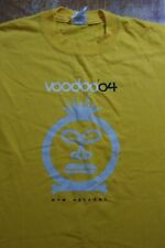 Vintage 2004 Voodoo Music Festival Concern Tour Shirt (Small) Beastie Boys