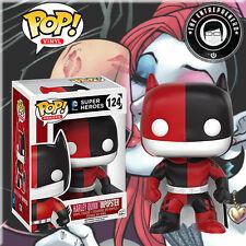 Funko POP Heroes Villains as Batgirl Harley Quinn Action Figure FREE SHIPPING!