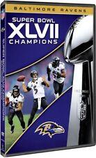 Super Bowl XLVII Champions [New DVD]