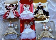 Barbie doll Lot Holiday barbie