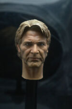 in stock Han Solo 1/6 scale head Movie Masterpiece Star Force of arousal