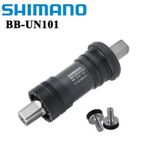 Shimano BB-UN101 MTB Bike Bicycle Bottom Bracket 68*123MM Square Type With Bolts