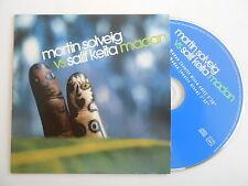 MARTIN SOLVEIG vs SALIF KEITA : MADAN (2 VERSIONS) [ CD SINGLE ] ~ PORT GRATUIT