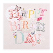 Cartes de vœux et papeterie anniversaires carte 3D