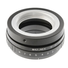360º Tilt-shift Adapter for M42 Screw Mount Lens to Sony E A7 A7S A7R II A6500
