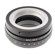 Tilt Adapter for M42 Screw Mount Lens to Sony E A7 A7II A7R A6300 A6500 NEX-7 6