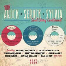 Various Artists - The Arock * Serock * Sylvia Soul Story Continued (CDKEND 451)