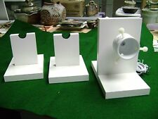 5-6  RPM- ROD DRYING-DRYER  MOTOR  KIT  now with 2 support stands