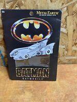 METAL EARTH 3D Metal Model Kit, Puzzle, Batman, Batmobile