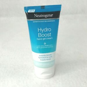 Neutrogena Hydro Boost Hydrating Hand Gel Cream for Soft, Supple Hands 3 oz
