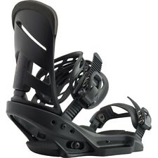 Burton Mission EST Snowboard Bindings - 2020 - M, (Men's Boot Size 11+), Black