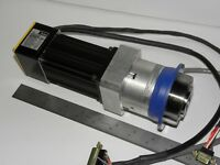 Parker Servo Motor SM231AE-NFLB with Wittenstein Gears TP 004S-MF2-70-0C0-2S