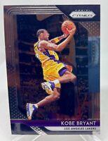 Kobe Bryant - 2018-19 Panini Prizm Basketball Base Card #15 MVP HOF LA Lakers