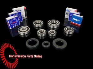 Suzuki Swift 1.3 inj Gearbox Upgraded Bearing & Oil Seal Rebuild Repair Kit OEM
