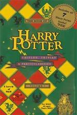 The Book of Harry Potter Trifles, Trivias, and Particularities by Racheline Malt