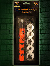 Halloween Projection Flashlight torch Halloween party Favours Gifts prizes