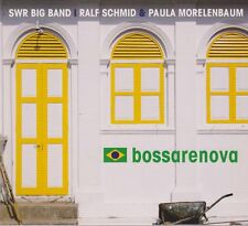 SWR Big Band Ralf Schmid Paula Morelenbaum Bossarenova 2009 Skip CD Album