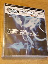 CHRONO CROSS ORIGINAL SOUNDTRACK OST 3CD - BRAND NEW AND FACTORY SEALED