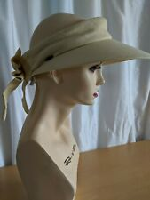 3cea75270 Visor Sun Block One Size Hats for Women for sale   eBay