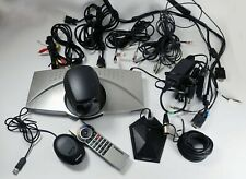 TandBerg Conference Camera TTC7-08 w/ Remote Control, Mic and Cables